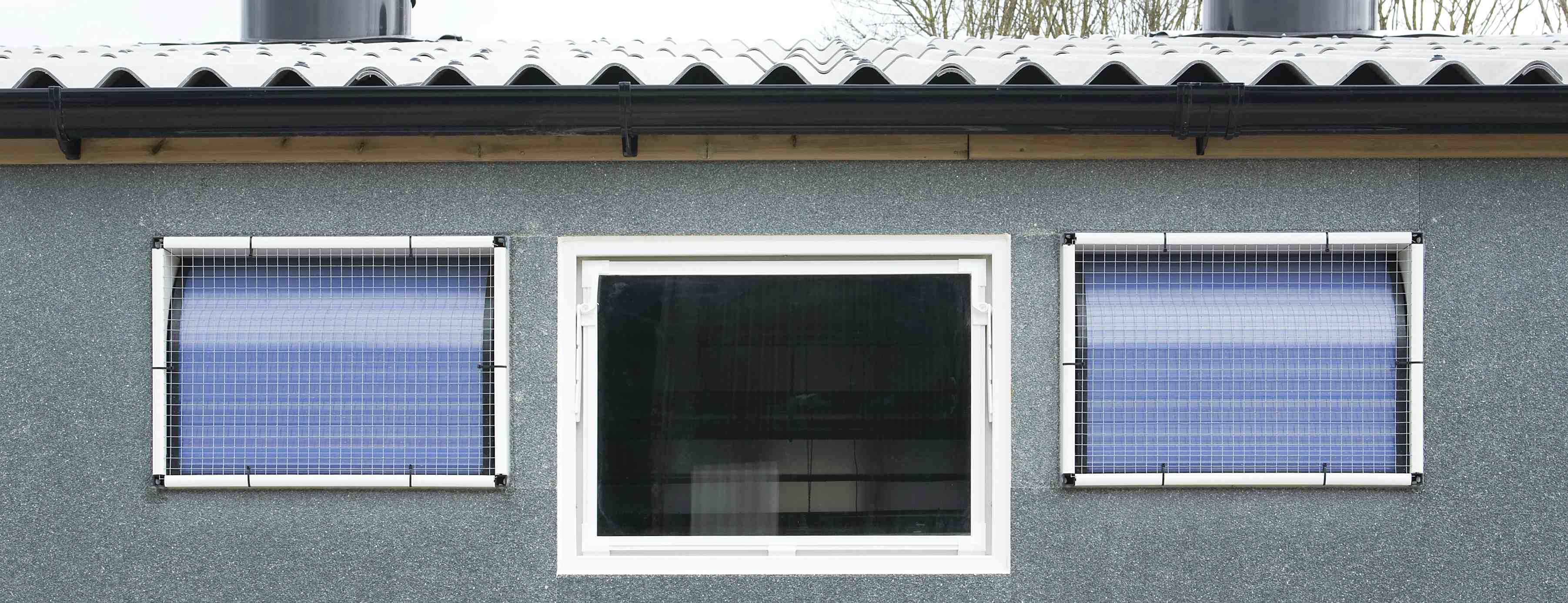 Flexstone cladding